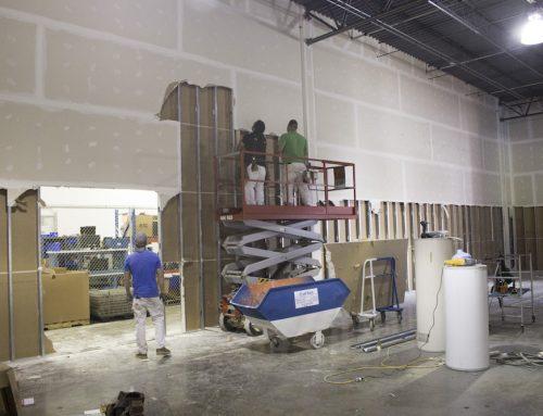 RTG Goes Under Construction